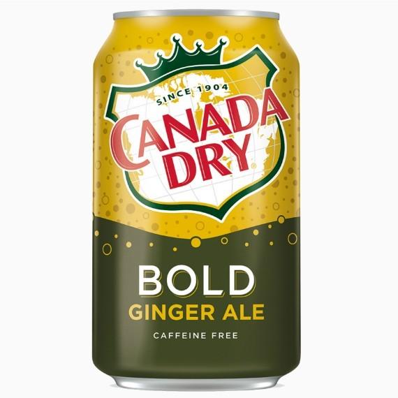 napitok canada dry ginger ale bold 0 355 l