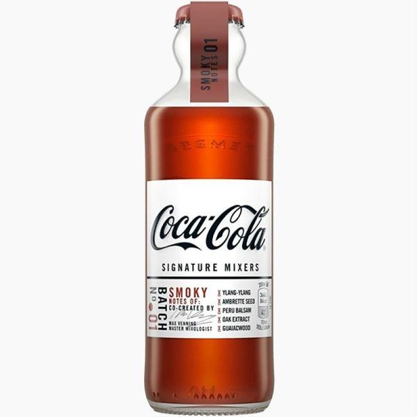 napitok coca cola signature mixers smoky notes 0 2 l