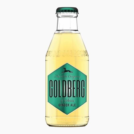 napitok goldberg ginger ale 0 2 l