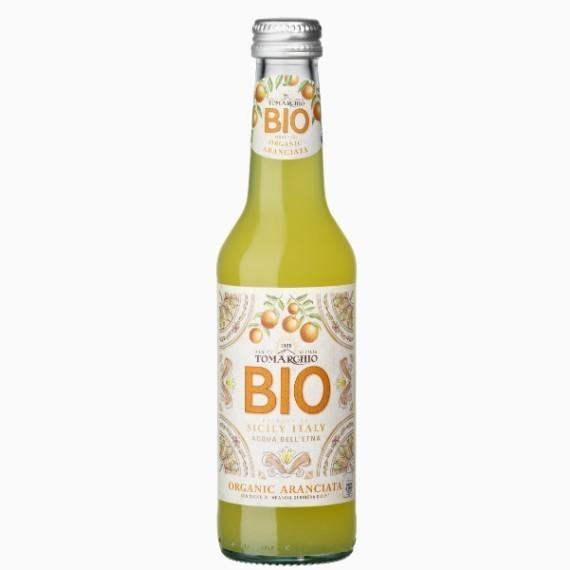 napitok tomarchio bio aranciata 275 ml