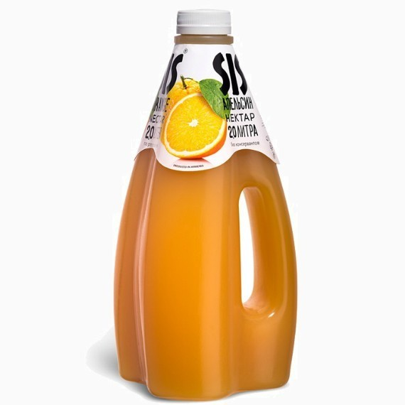nektar sis apelsin 1 6 l