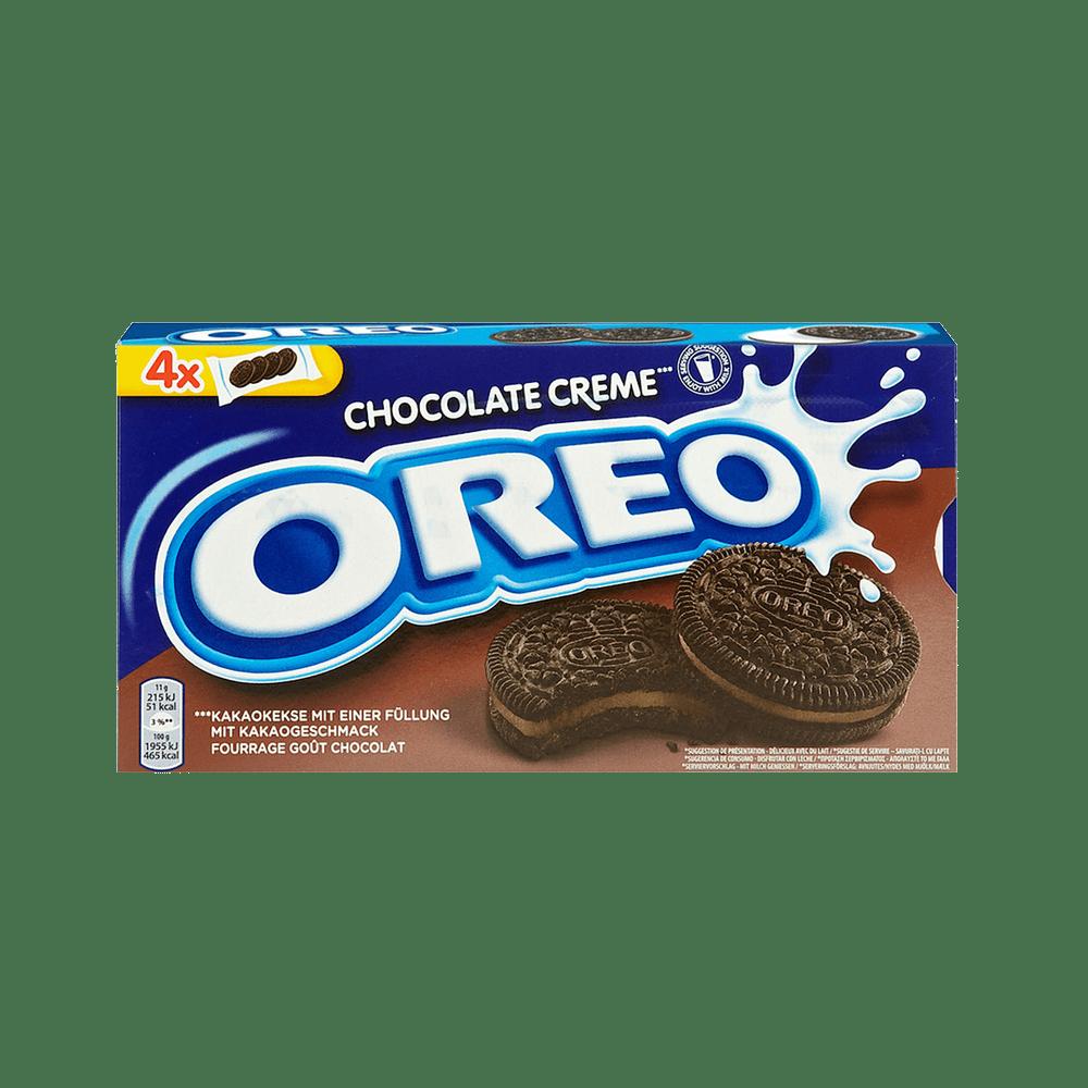 oreo chocolate cream cookies 176gr