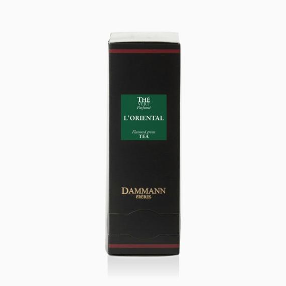paketirovannyj chaj dammann l oriental 2 g h 24 p