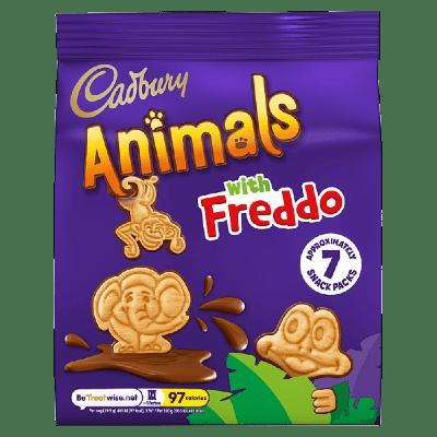 pechene cadbury animals with freddo 1393 g