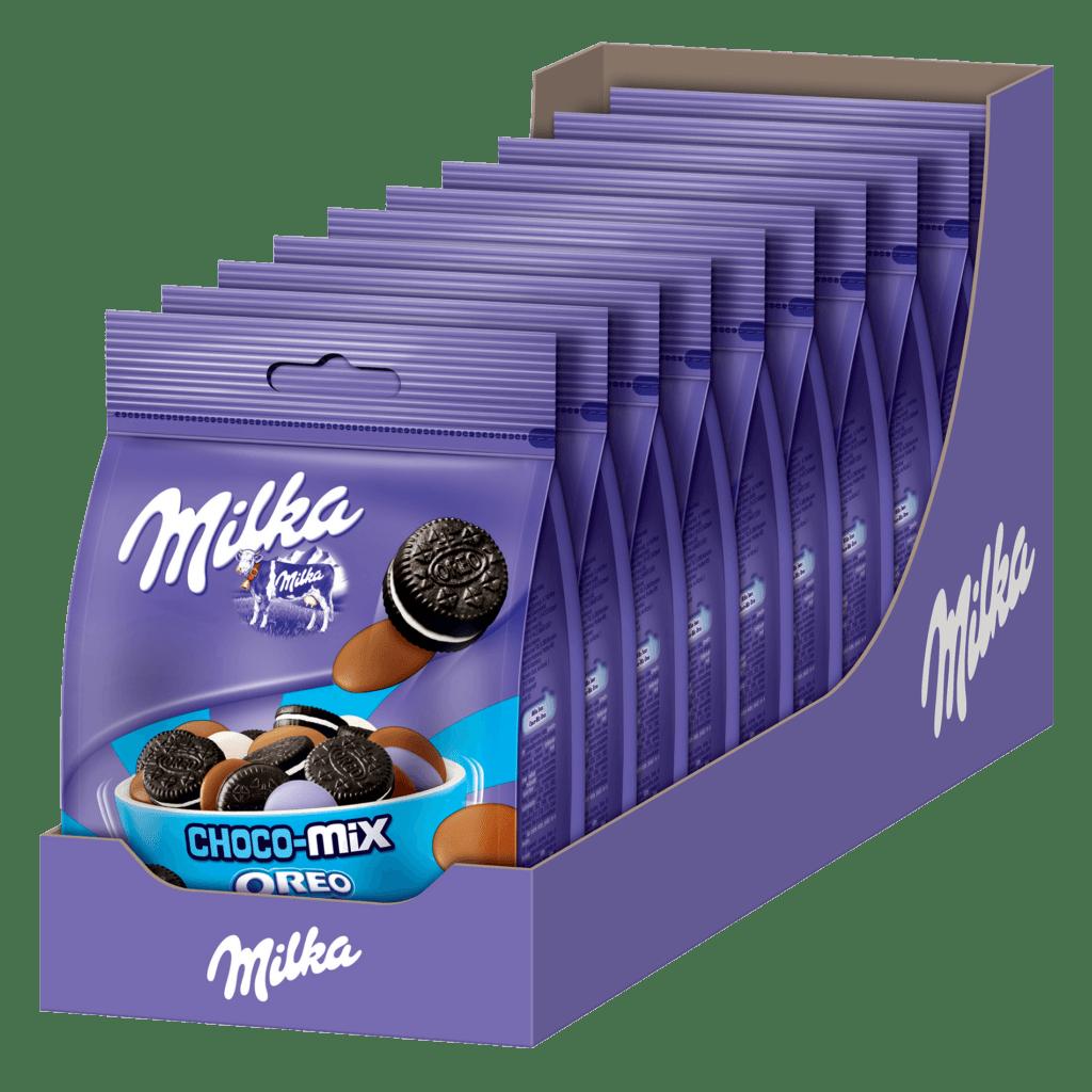 pechene milka choco mix oreo 146 g