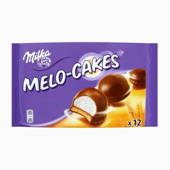 pechene s zefirom milka melo cakes 100 g