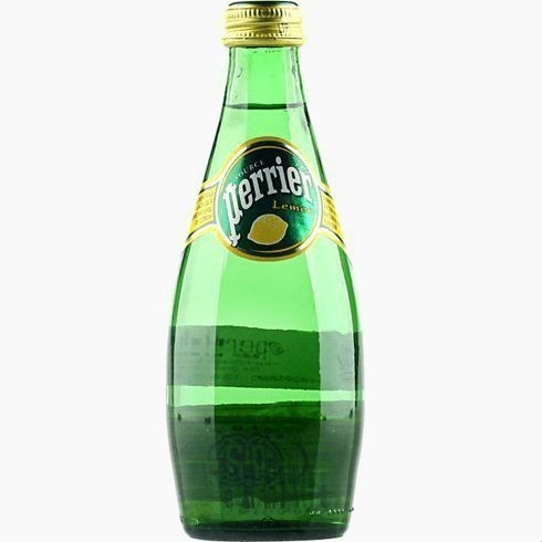 perrier lemon voda gazirovannaja 0 33 l steklo