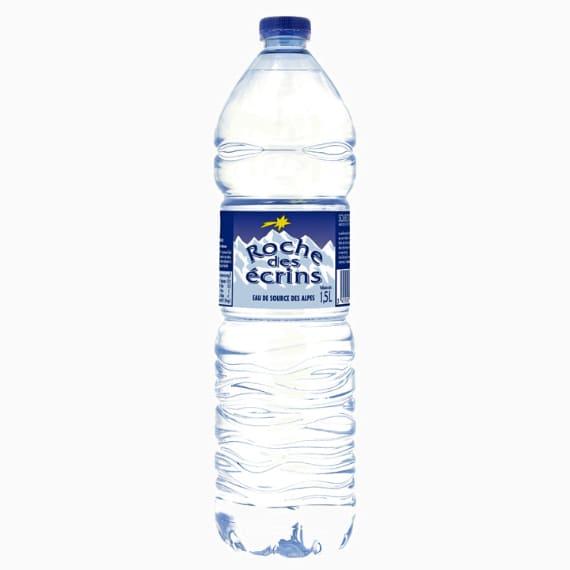 prirodnaja mineralnaja voda roche des ecrins negazirovannaja 1 5 l