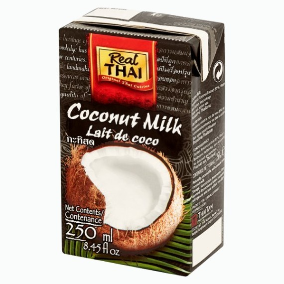 real thai kokosovoe moloko 0 25 l