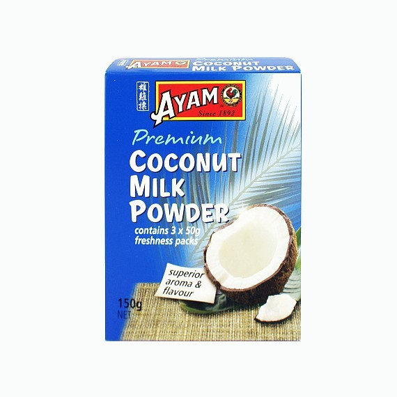 real thai suhoe kokosovoe moloko 50 g x 3 p 150 g