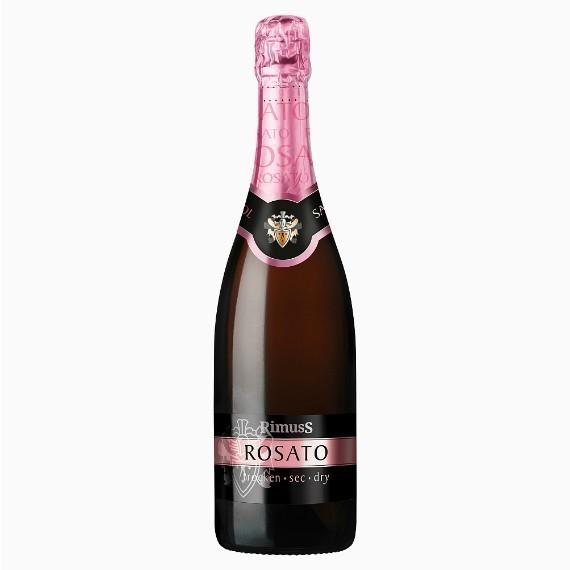 rimuss rosato bezalkogolnoe igristoe vino 0 75 l