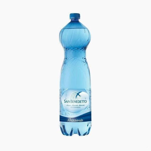 san benedetto mineralnaya voda gazirovannaya 1 5 l