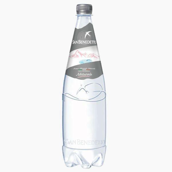 san benedetto mineralnaya voda gazirovannaya 1 l