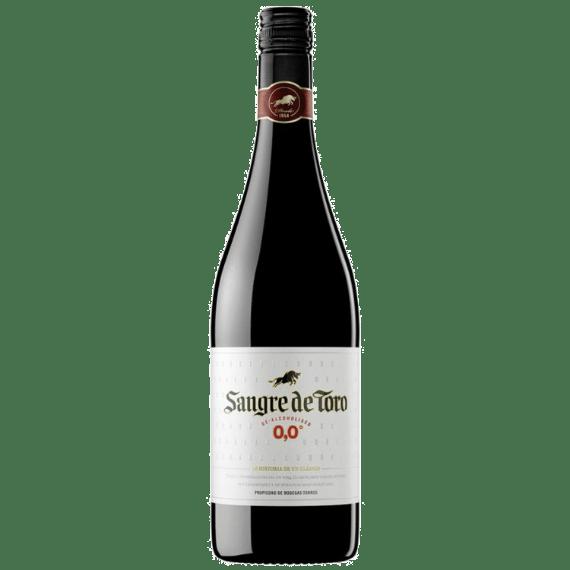 sangre de toro bezalkogolnoe krasnoe vino 0 75 l