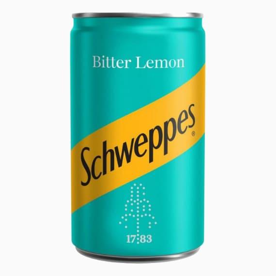 schweppes bitter lemon 150ml
