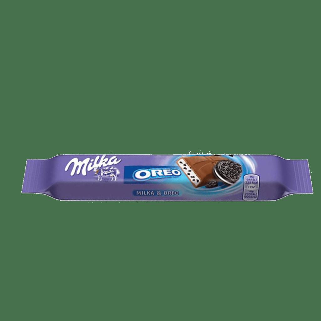 shokolad milka oreo baton 41 g