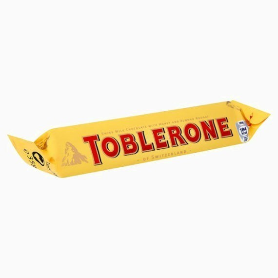 shokolad toblerone 35 g v individualnoj upakovke