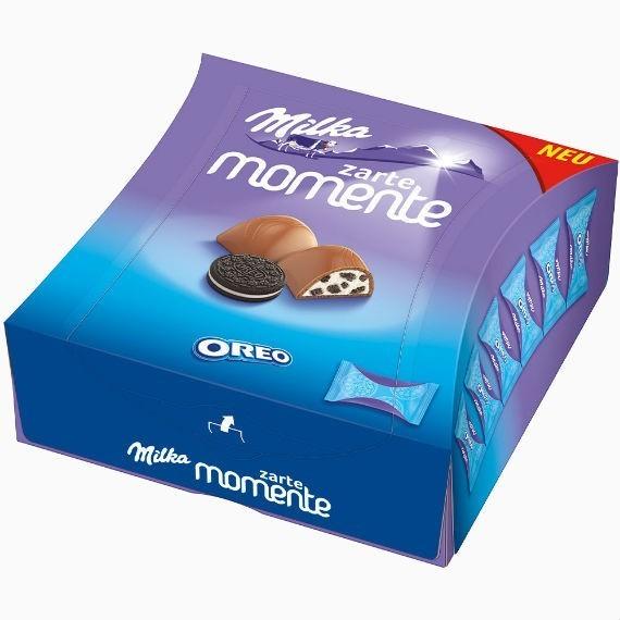 shokoladnye konfety milka moments mini oreo 92 g