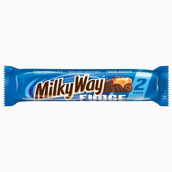 shokoladnyj batonchik milky way fudge 85 1 g