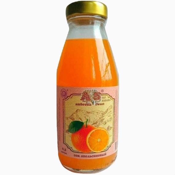 sok apelsinovyj ambrosia sweet 0 3 l
