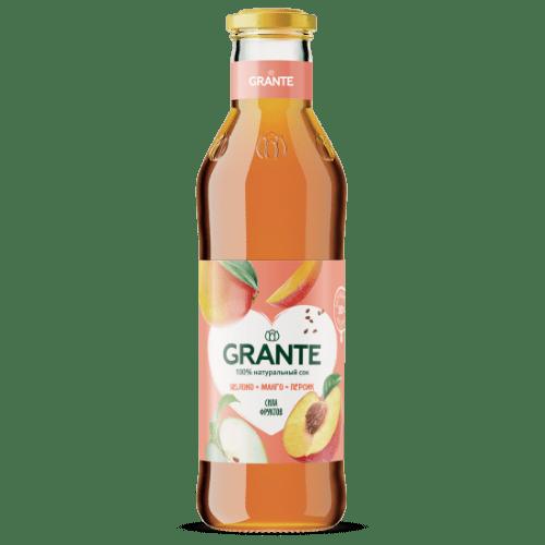 sok grante jabloko mango persik 0 75 l