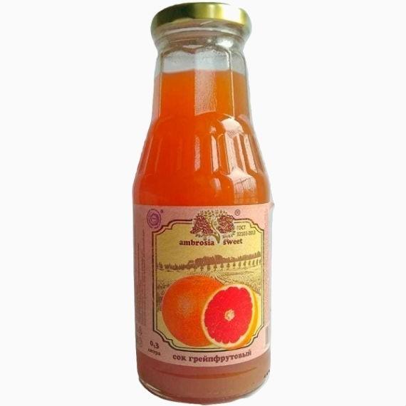 sok grejpfrutovyj ambrosia sweet 0 3 l