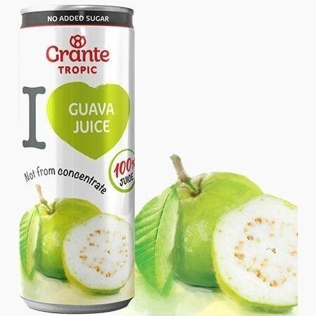 sok guavy prjamoj otzhim grante 0 25 l