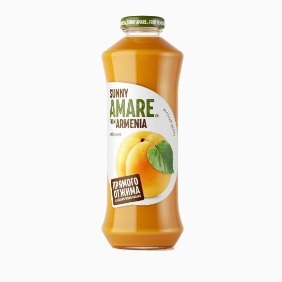 sok sunny amare abrikos 0 75 l