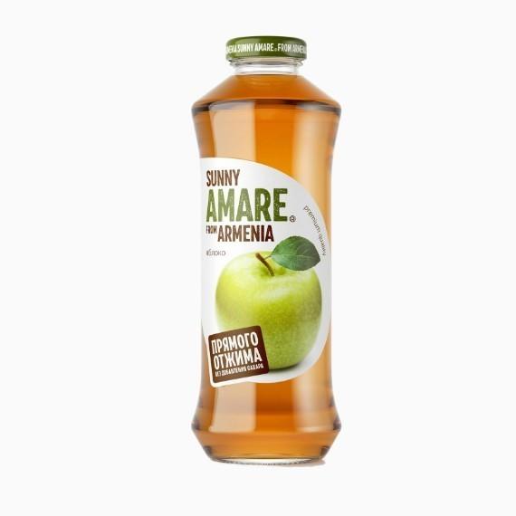 sok sunny amare jabloko 0 75 l