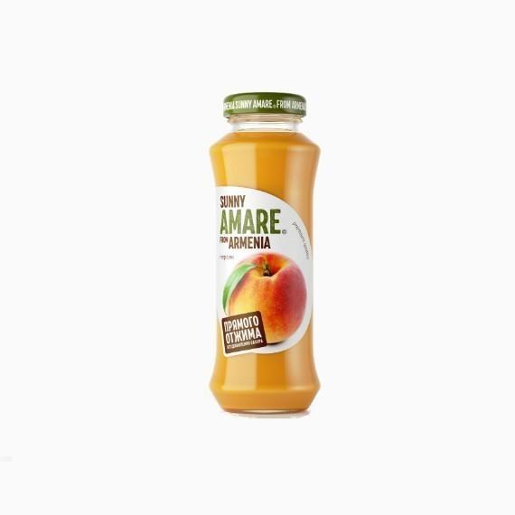 sok sunny amare persik 0 25 l