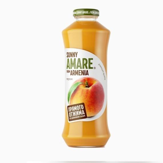 sok sunny amare persik 0 75 l