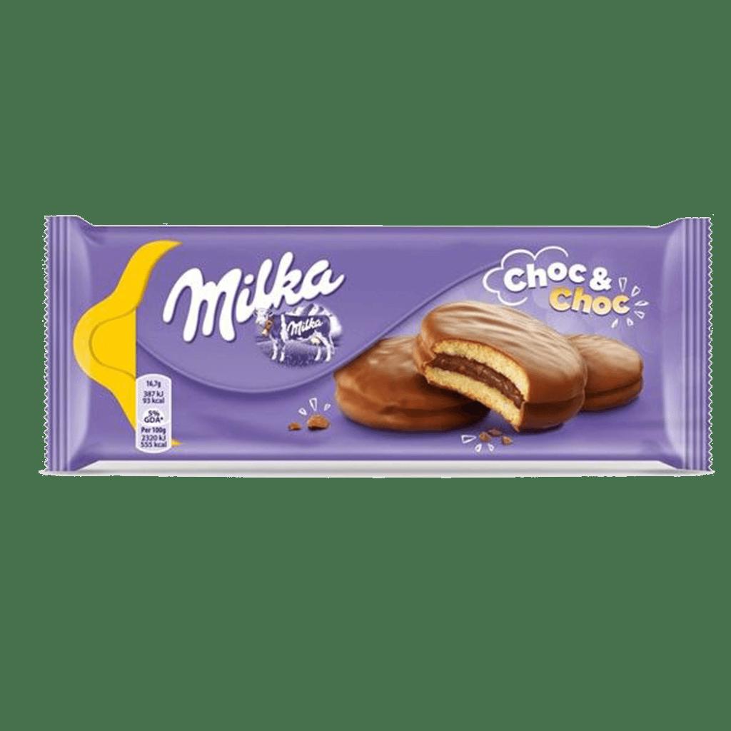 sufle milka choc choc 150 g