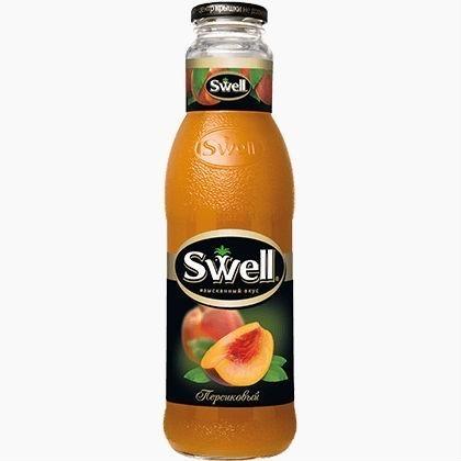 swell nektar persikovyj 0 75 l