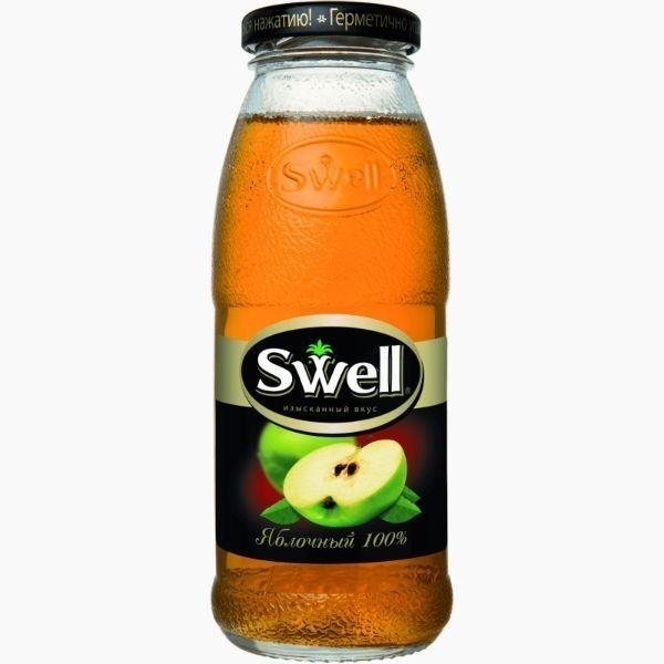swell sok yablochnyj 0 25 l