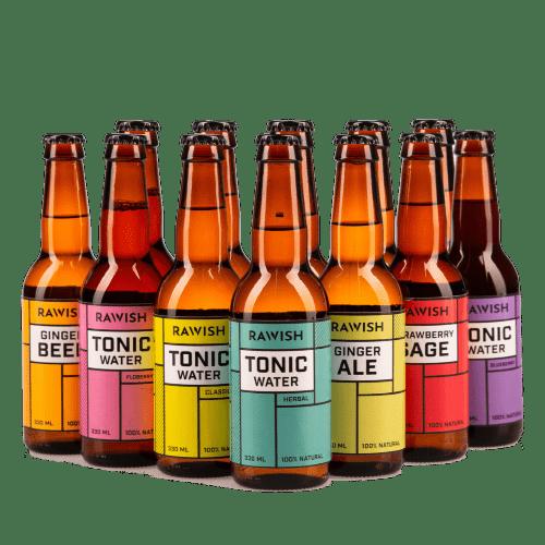 tonik rawish miks upakovka 330 ml