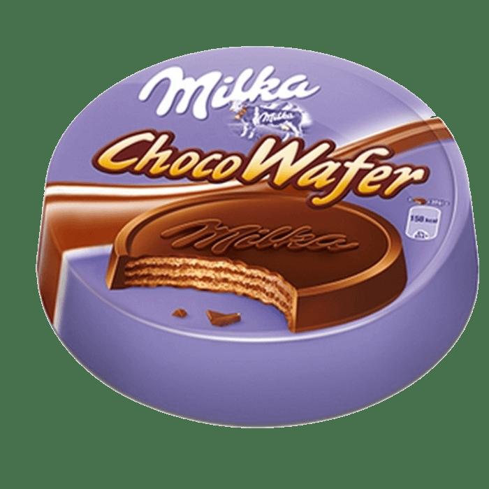 vafli milka choco wafer 30 g