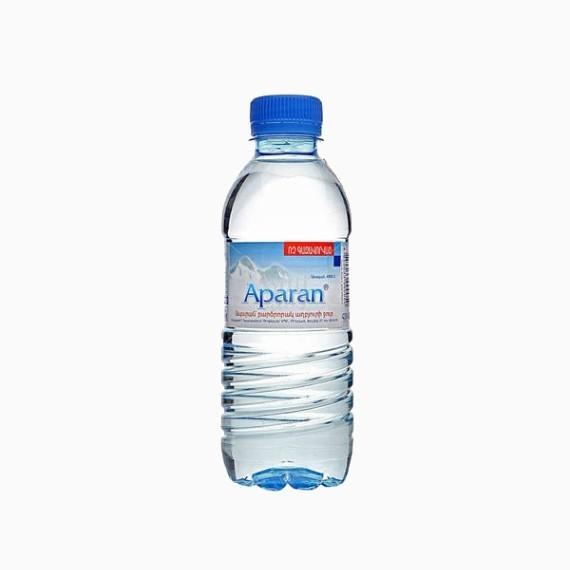 voda aparan negazirovannaja 0 33 l