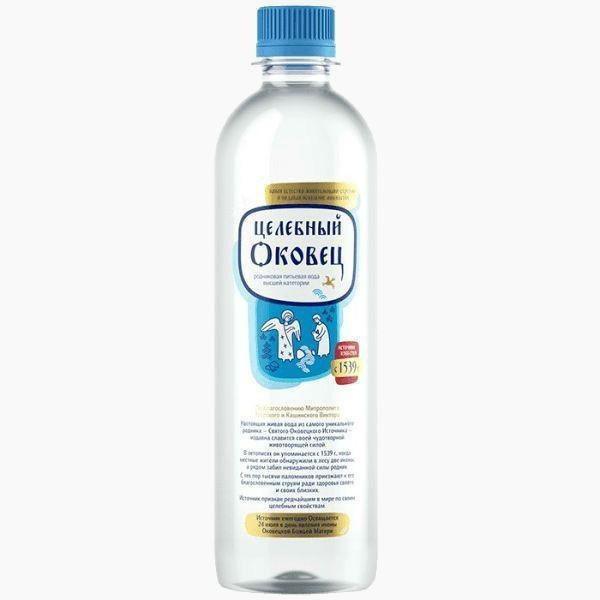 voda celebnyj okovec 0 5 l