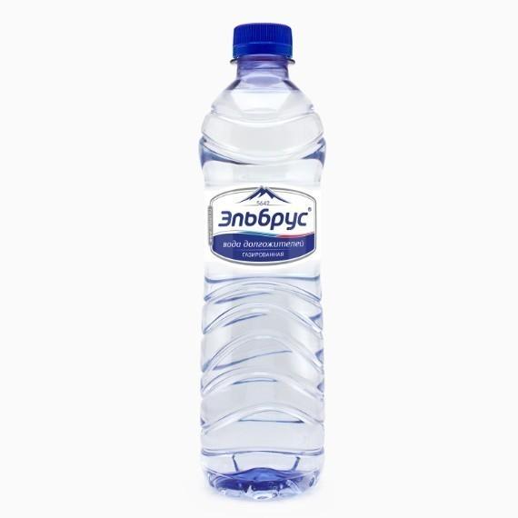 voda elbrus gazirovannaya 0 5 l