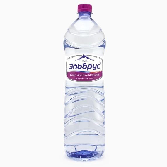 voda elbrus negazirovannaya 1 5 l