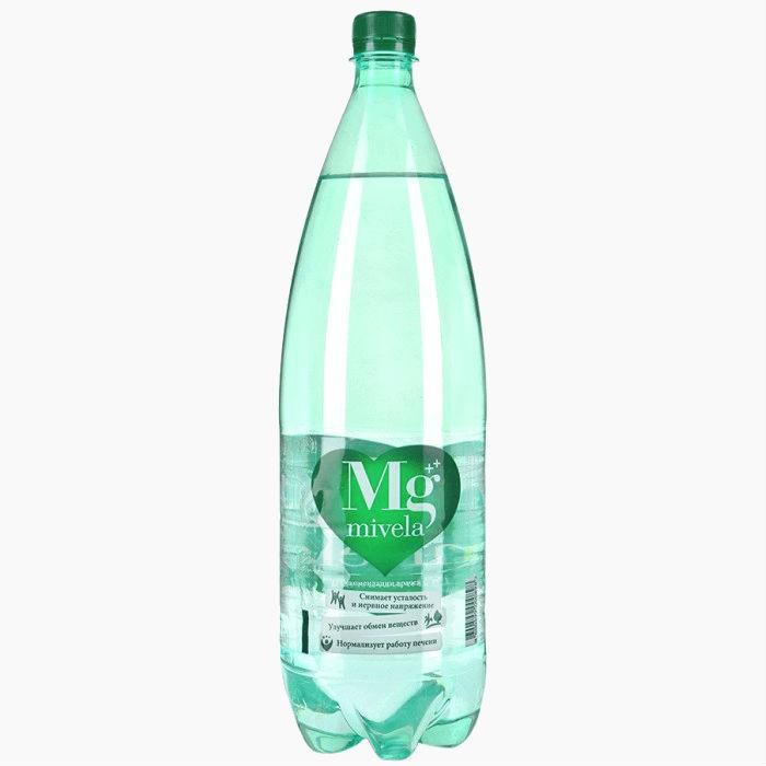 voda gazirovannaya mivela mg 1500 ml
