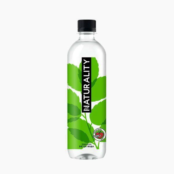 voda pitevaja detox by naturality 0 5 l