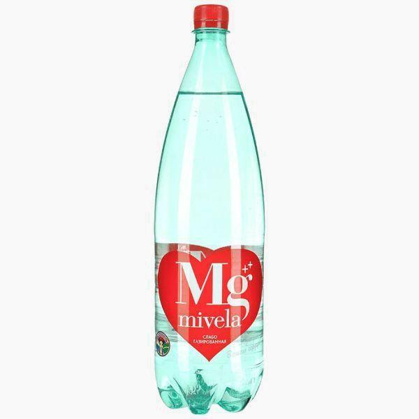 voda slabogazirovannaya mivela mg 1500 ml