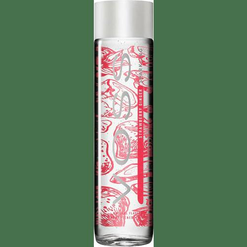 voda voss strawberry ginger 0 375 l
