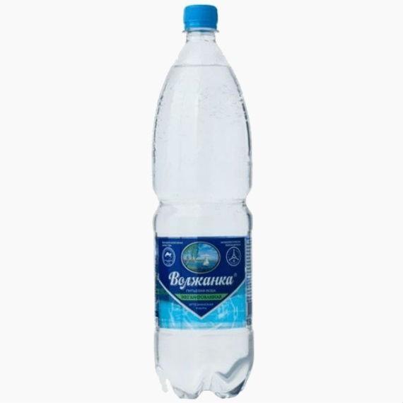 volzhanka mineralnaya voda 1 l