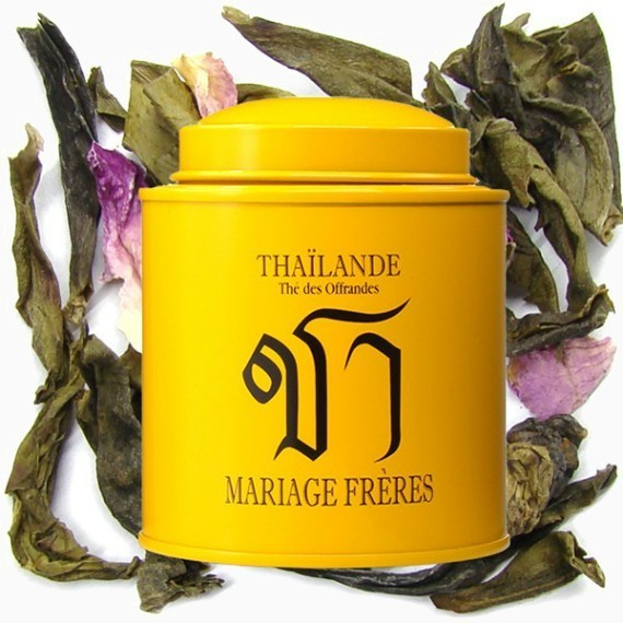 zeljonyj chaj mariage fr res thailande th des offrandes 100 g