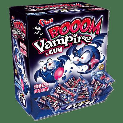 zhevatelnaya rezinka fini vampire booom klubnika 50 g