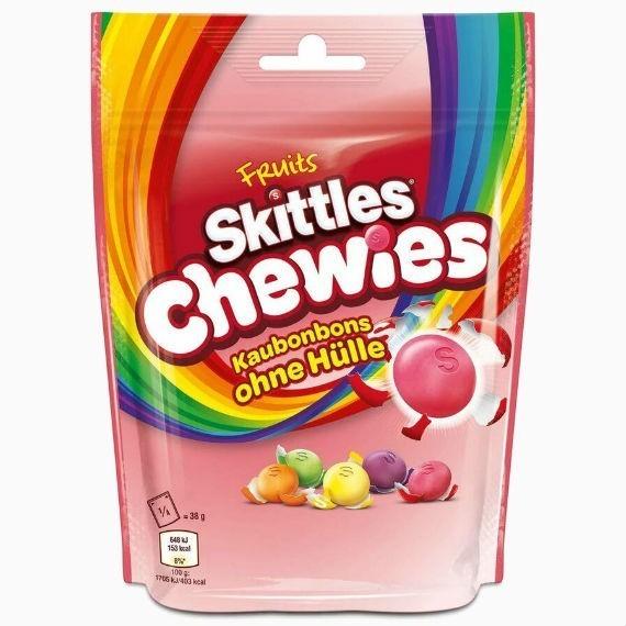 zhevatelnye konfety skittles fruits chewies 152 g