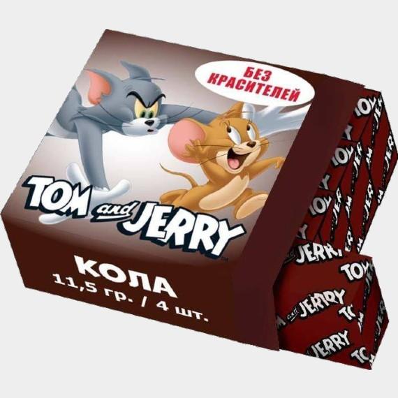 zhevatelnye konfety tom and jerry 11.5 g. 1