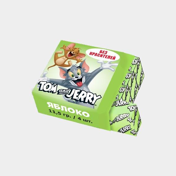 zhevatelnye konfety tom and jerry 11.5 g. 2